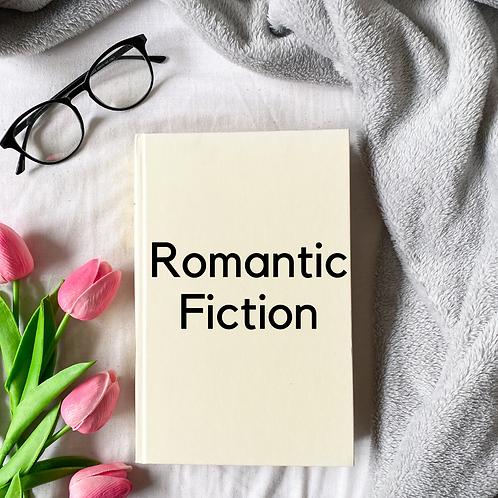 Mystery Book - Romantic Fiction