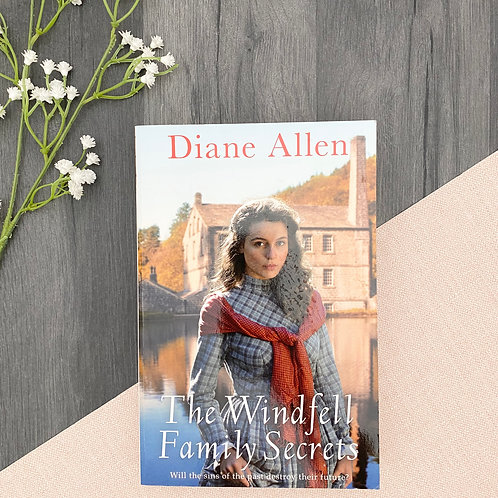 The Windfell Family Secrets - Diane Allen