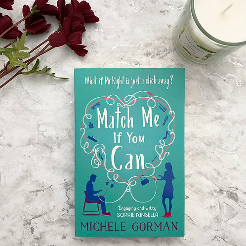 Match Me If You Can - Michele Gorman