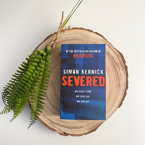 Severed - Simon Kernick