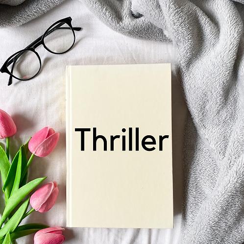 Mystery Book - Thriller