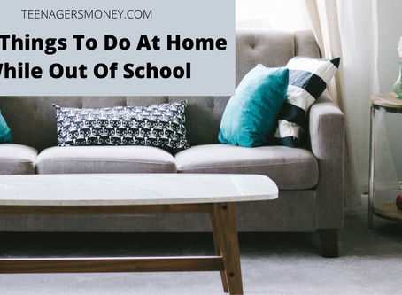 Best Things To Do By Yourself At Home While Schools Out