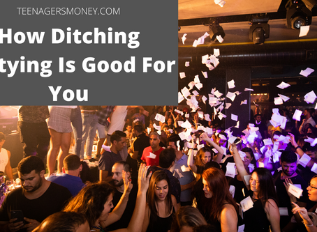 How Ditching Partying Is Good For You