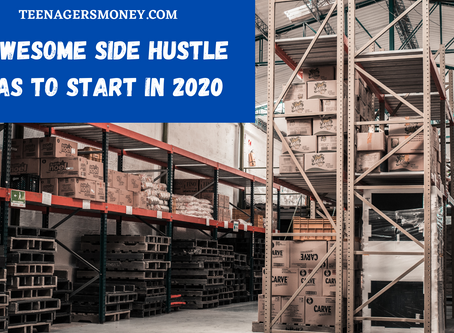 10 Awesome Side Hustle Ideas To Start In 2020