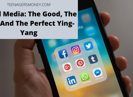 Social Media: The Good, The Bad, And The Perfect Ying-Yang