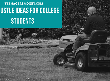 Side Hustle Ideas For College Students
