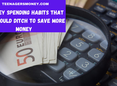 5 Money Spending Habits That You Should Ditch To Save More Money