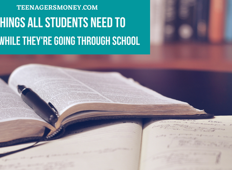 3 Things All Students Need To Remember While They're In School