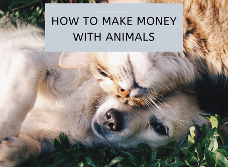 How To Make Money With Animals