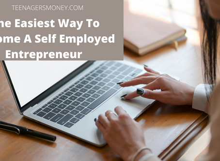 The Easiest Way To Become A Self Employed Entrepreneur