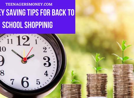 5 Money-Saving Tips For Back To School Shopping