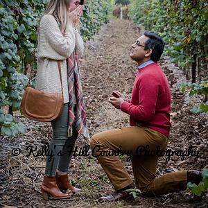 Amil & Kailtin's Proposal