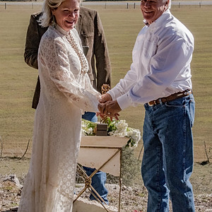 Chuck & Barbara's Wedding
