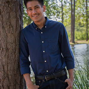 Diego's Senior Portraits