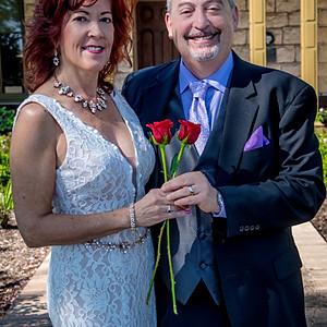 Steven & Sherrie's Eloping Wedding