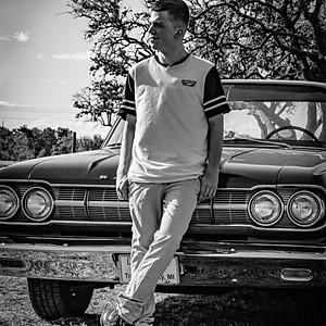Logan's Senior Portraits