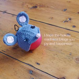 knitting animal hats becomes addictive
