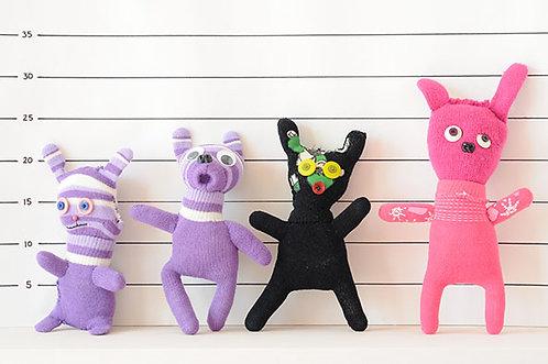 Glove Creatures