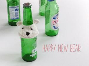 happy new bear