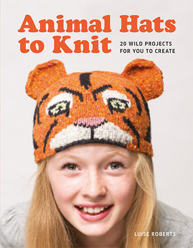 Animal Hats to Knit jacket
