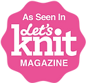 Let's Knit logo