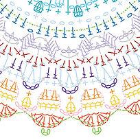 crochet chart commission