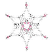 Large bead star
