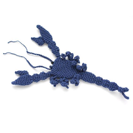 crochet scorpion
