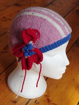 ear-to-ear hat