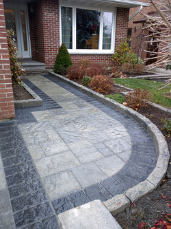 patio to front door