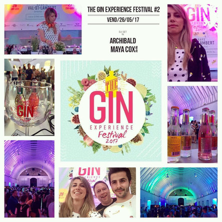 GIN TONIC EXPERIENCE FESTIVAL