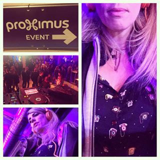 PROXIMUS Staff party @ Proximus Lounge