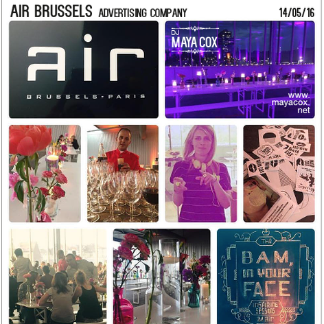 AIR Agency Party