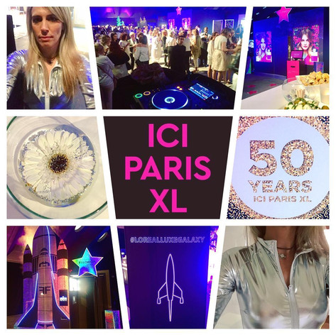 ICI PARIX XL Staff party