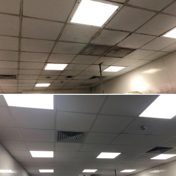 Commercial Dishwasher Room Refurbishment SE1