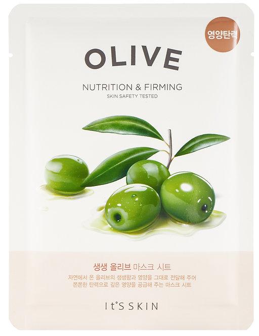 It´s Skin the Fresh Mask Sheet Olive
