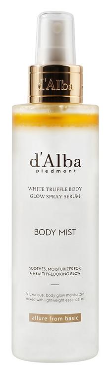 d´Alba White Truffle Body Glow Spray Serum 180ml