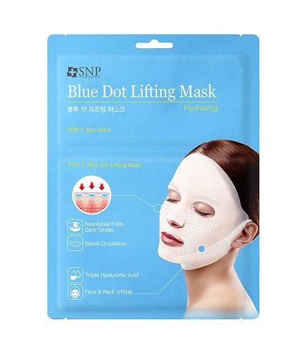 SNP Blue Dot Lifting Mask