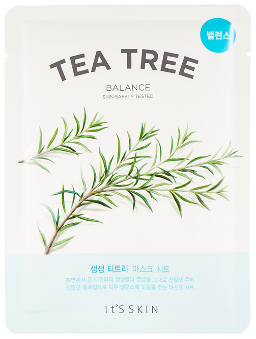 It´s Skin the Fresh Mask Sheet Tea Tree