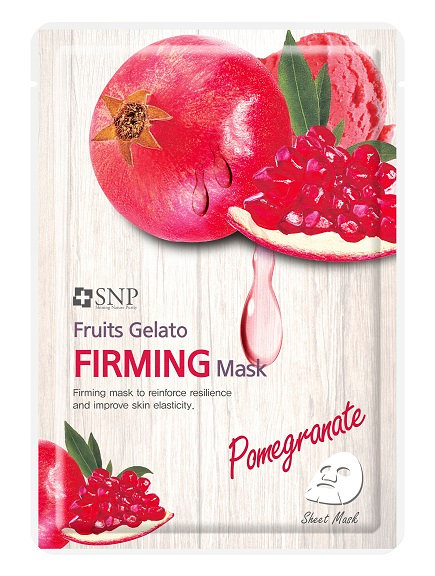 SNP Fruits Gelato Firming Mask