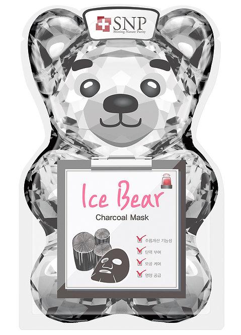 SNP Ice Bear Charcoal Mask