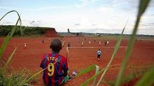Soccer for Entrepreneurship