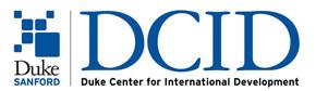 Duke Center for International Development: Andrew Mack Speaks to Students from the Sanford School of