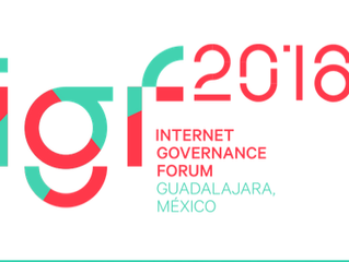Interview with Andrew Mack: Internet Governance Forum (IGF) 2016 in Guadalajara, Mexico