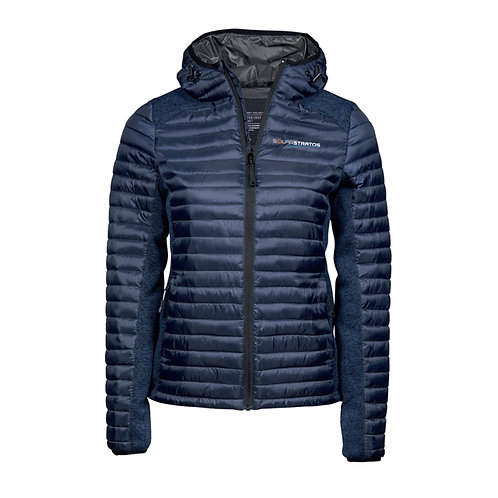 Microdoudoune SOLARSTRATOS femme / lightweight down jacket woman