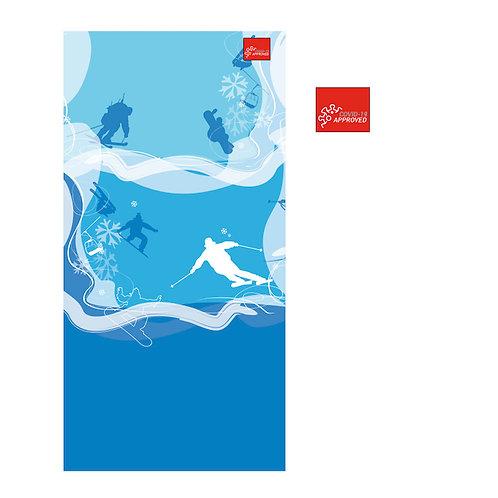 TOUR'D'COU - blue - Protection aérosol >70%