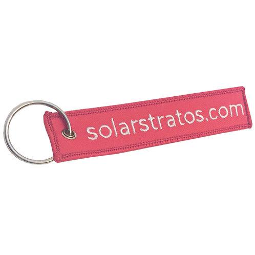 Porte-clé SOLARSTRATOS / keychain