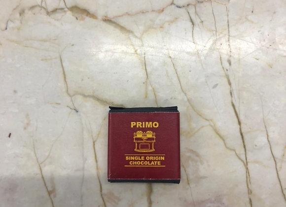 PRIMO 80% Dark Chocolate Bar (5gr)