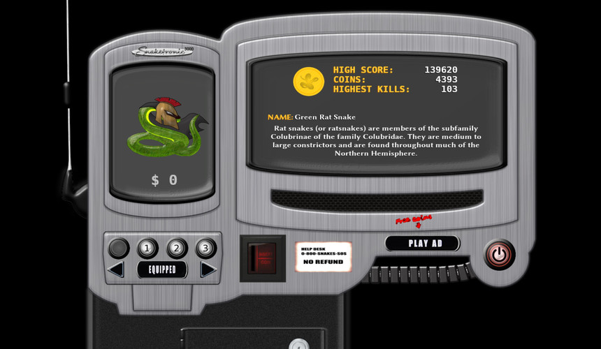 Home Most Epic Snake Game