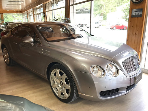 Bentley Continental GT W12 560cv